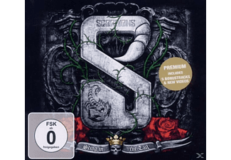 Scorpions - STING IN THE TAIL - (CD + DVD Video)