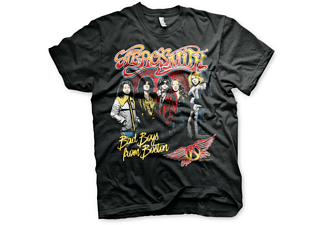 Aerosmith T-Shirt Band XL