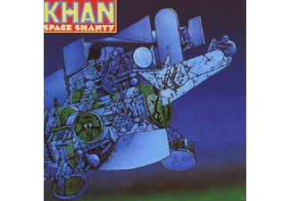 Khan - Space Shanty - (CD)