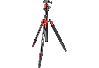 MANFROTTO MKELEB5 Element, Stativ, Rot/Schwarz