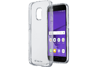 CELLULAR LINE CLEAR DUO Galaxy J3 (2017) Handyhülle, Transparent