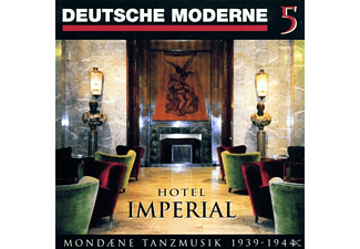VARIOUS - Hotel Imperial - (CD)