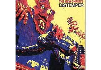 The New Christs - Distemper - (CD)