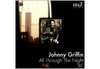 Johnny Griffin - All Through the Night - (CD)