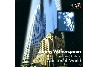 Jimmy Feat.Odetta Witherspoon - Wondful World - (CD)