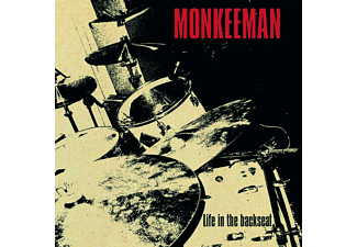 Monkeeman - Life in the Backseat - (CD)