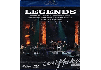 The Legends - Live At Montreux 1997 - (Blu-ray)