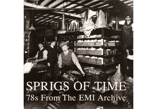 VARIOUS - SPRIGS OF TIME - 78S FROM THE EMI ARCHIVE - (Vinyl)