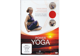 POWER YOGA - (DVD)