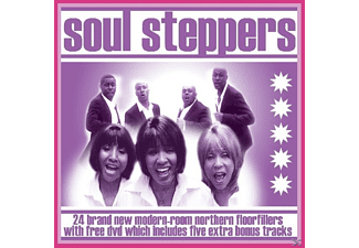 VARIOUS - Soul Steppers - (DVD)