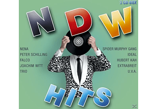 VARIOUS - Ndw - Hits - (CD)