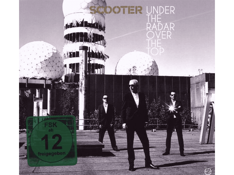 Scooter - Under The Radar Over The Top (Ltd.Ed.) [CD + DVD Video]