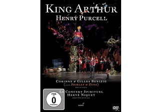 VARIOUS - King Arthur - (DVD)