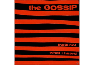 Gossip - That's Not What I Heard - (Vinyl)