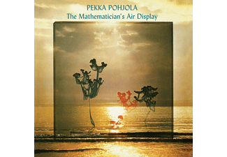 Pekka Pohjola - The Mathematician's Air Display (Rem.) - (CD)