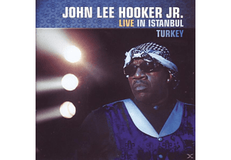 John Lee Jr. Hooker - Live In Istanbul,Turkey - (CD)