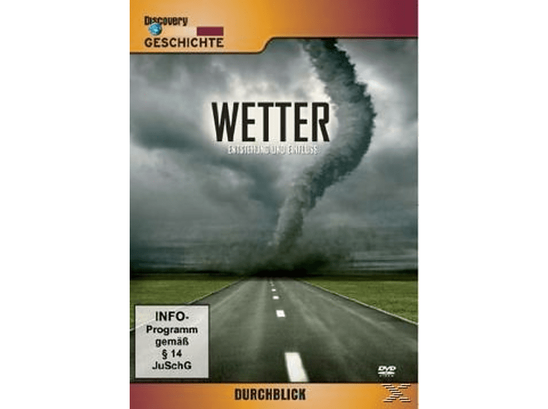 Wetter - Discovery Durchblick [DVD]