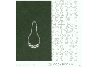 Cookbook - Pianos & Motions/Cookbook IV - (CD)