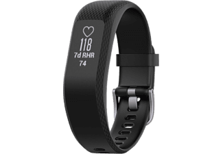 GARMIN Activity tracker vívosmart 3 Small/Medium Zwart (010-01755-00)