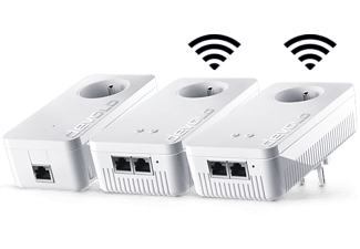 DEVOLO Powerline dLAN Multiroom WiFi Kit 1200+ AC (8063)