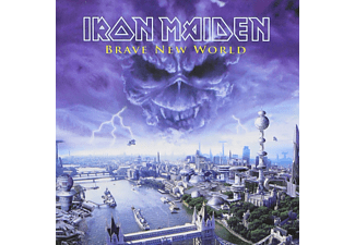 Iron Maiden - Brave New World (Vinyl LP (nagylemez))