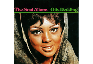 Otis Redding - The Soul Album (Vinyl LP (nagylemez))