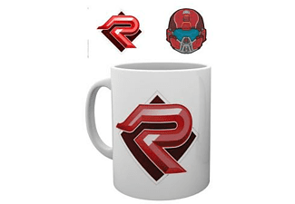 Tasse Halo 5 - PVP Red
