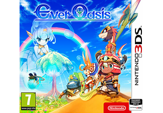 Ever Oasis NL 3DS