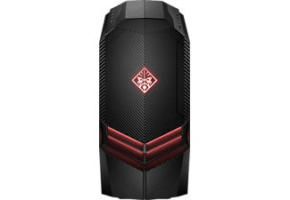 HP Omen 880-014ng, Gaming PC mit Core™ i7 Prozessor, 16 GB RAM, 1 TB HDD, 128 GB SSD, GeForce GTX 1060, 3 GB