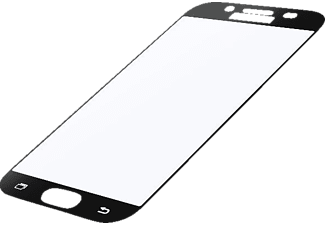 CELLULARLINE Screenprotector Tempered Glass Galaxy J7 (2017) (TEMPGCABGALJ717K)