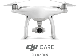 DJI Phantom 4 - Care Card Garantie 1 an (CP.QT.000169)