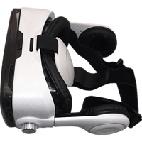 TERRATEC VR-2 Audio Virtual Realitiy Brille mit integriertem Stereo-Headset