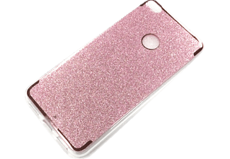 AGM Glow Backcover Huawei P8 Lite (2017) Kunststoff Pink
