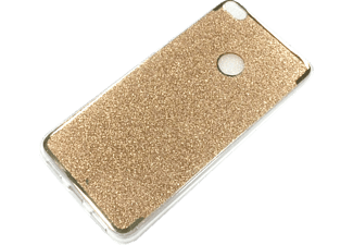 Glow Backcover Huawei P8 Lite (2017) Kunststoff Gold