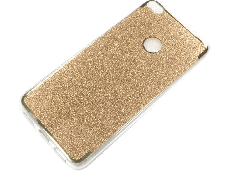 AGM Glow , Backcover, Huawei , P8 Lite (2017), Kunststoff, Gold