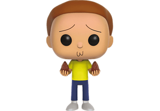 Rick and Morty Pop! Figur 113 Morty Vinyl Figur