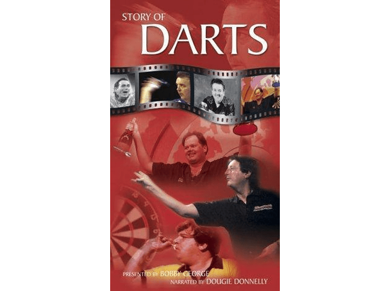 The Story of Darts [DVD]