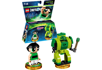LEGO DIMENSIONS LEGO Dimensions Fun Pack - Power Puff Girls Spielfiguren