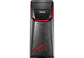ASUS G11CD-K-DE012T, Gaming PC mit Core™ i5 Prozessor, 8 GB RAM, 128 GB SSD, 1 TB HDD, GeForce GTX 1050, 2 GB