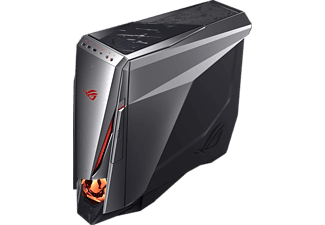ASUS GT51CH-DE001T, Gaming PC mit Core™ i7 Prozessor, 16 GB RAM, 256 GB SSD, 1 TB HDD, GeForce GTX 1070, 8 GB