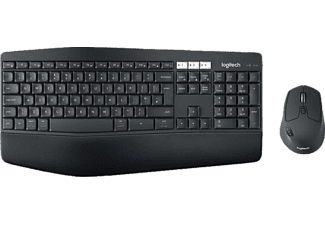 LOGITECH MK850 Kablosuz Performans USB Q TR MM Set