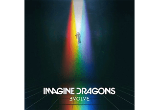 Imagine Dragons - Evolve (Deluxe Edition) (CD)