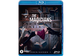 The Magicians Seizoen 1 Blu-ray