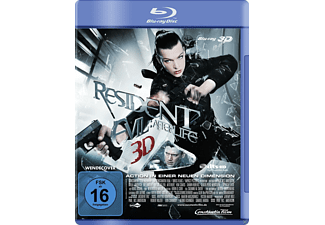 Resident Evil: Afterlife - (3D Blu-ray)