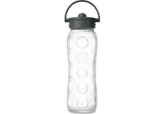 LIFEFACTORY 16330, Trinkflasche, Transparent