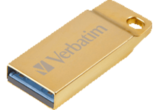 VERBATIM Metal Executive, USB-Stick, USB 3.0, 64 GB