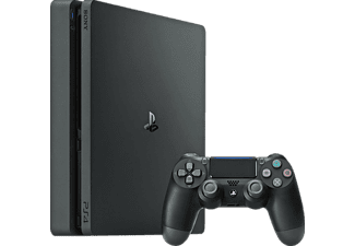 SONY PlayStation 4 500GB inkl. Wissen ist Macht + Hidden Agenda + That's You Voucher!