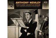 Anthony Newley - 4 Classic Albums Plus [CD]