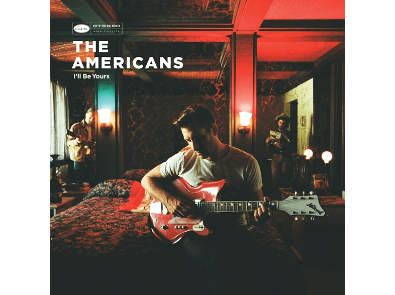 The Americans - I'll Be Yours (Heavyweight) [LP + Download]