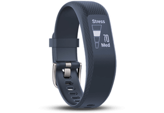 GARMIN Activity tracker vívosmart 3 Small/Medium Bleu (010-01755-02)